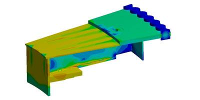 analisi termiche, Simulazione e Calcolo FEM