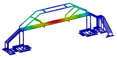 Analisi strutturali, Simulazione e Calcolo FEM