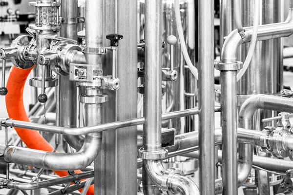 Sistemi di miscelazione e carbonatazione in linea, Impianti Alimentari