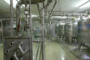 Sistemi di sanificazione impianti e macchine di processo