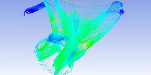 simulazione fluidodinamica CFD