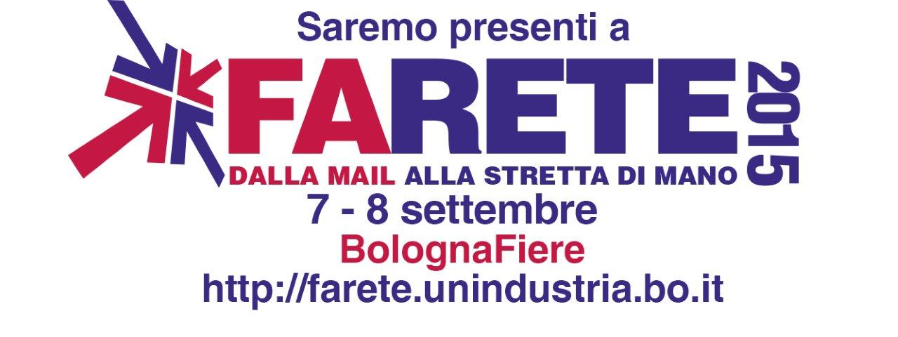 Asotech a Farete 2015, Bologna Fiere