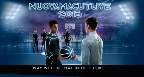Nuovamacut Live 2016