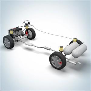 Dual Fuel Diesel Metano