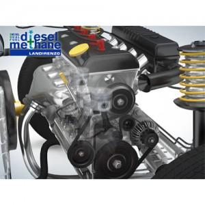Motore 3d Diesel Dual Fuel Landi Renzo
