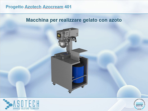 Asotech incontra AzoTech: una fresca storia a Expo 2015