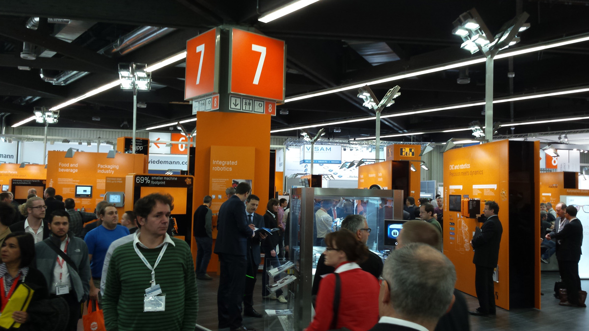 Live on SPS IPC Drivers 2015