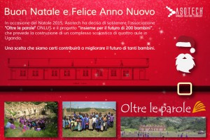 Buon natale 2016 Asotech