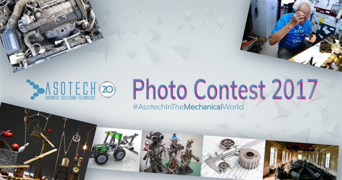 Photo Contest 2017 #AsotechInThe MechanicalWorld