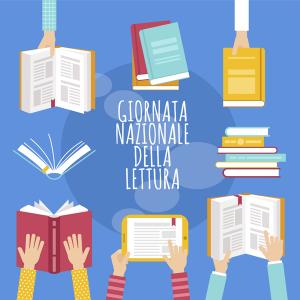 Giornata Nazionale per la Promozione della Lettura