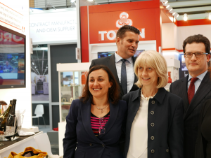 Asotech & Hannover Messe 2018