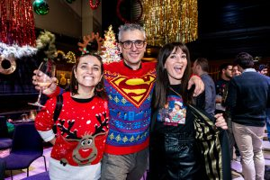 UGLY SWEATER PARTY ASOTECH 2019
