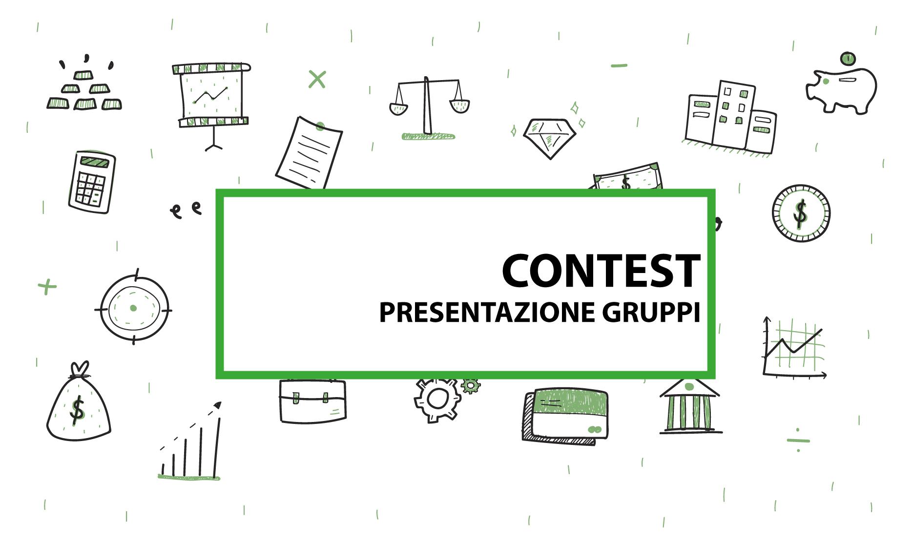 PRESENTAZIONE DEI GRUPPI PARTECIPANTI AL CONTEST R&D