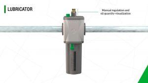 Video 3D commerciale per una torre di raffreddamento a circuito aperto di Mita CT