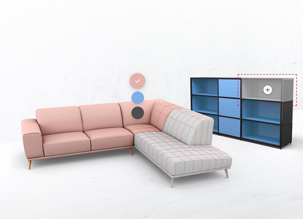 Interaction Design - Configuratore prodotto