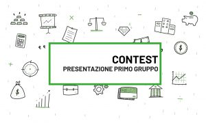 Copertina del contest R&D per la presentazione del primo gruppo