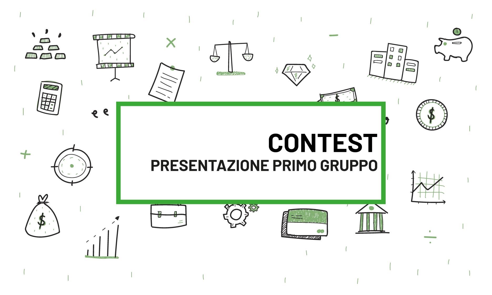 Presentazione del primo gruppo del contest R&D in ambito green
