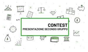 Copertina del contest R&D per la presentazione del secondo gruppo