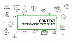 Copertina del contest R&D per la presentazione del terzo gruppo