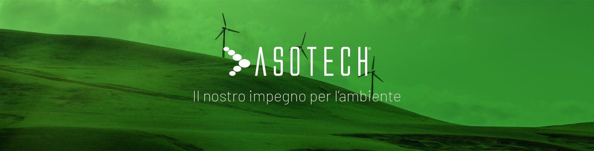 Asotech per l'ambiente