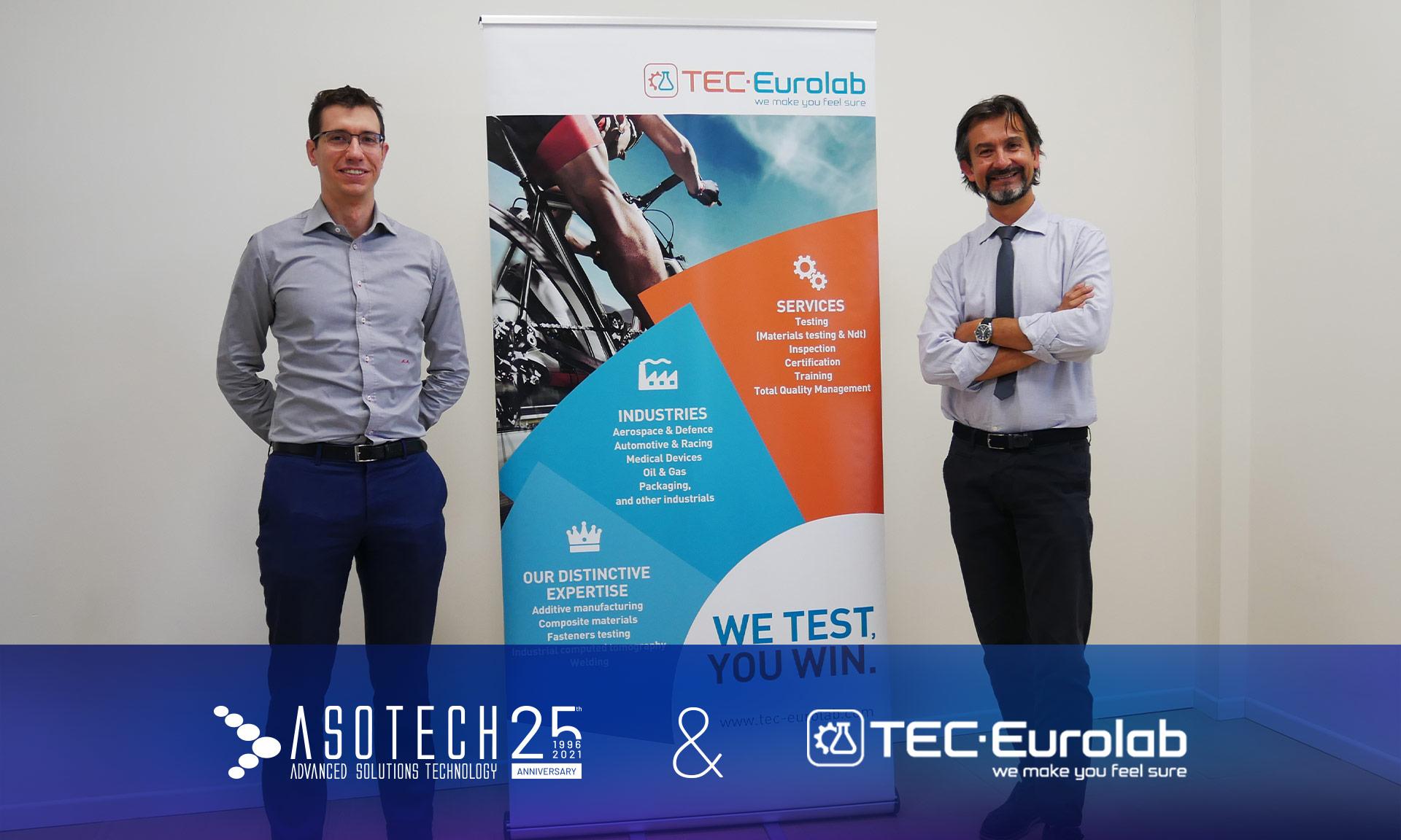 Asotech & Tec Eurolab – Una partnership di valore